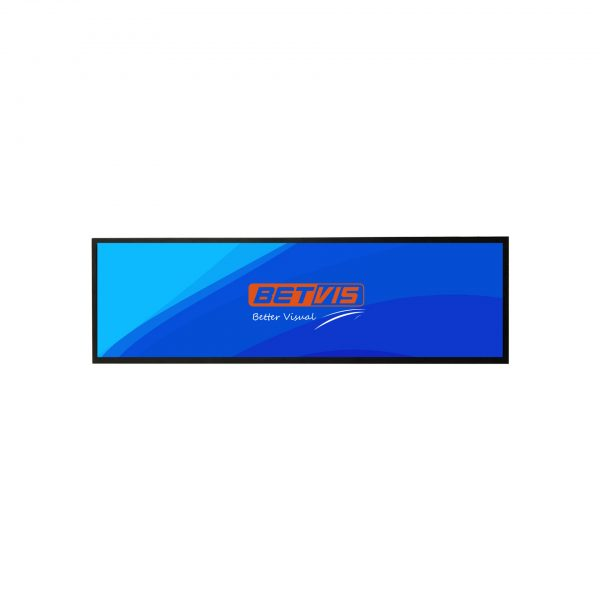 49 inch Ultra wide Stretched bar lcd display monitor-Betvis digital signage products (2)
