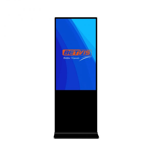 55 inch free stand kiosk-Betvis digital signage products (2)