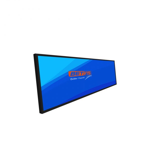 58.4 inch Ultra wide Stretched bar lcd display monitor-Betvis digital signage products (1)