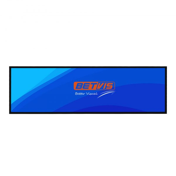 58.4 inch Ultra wide Stretched bar lcd display monitor-Betvis digital signage products (2)
