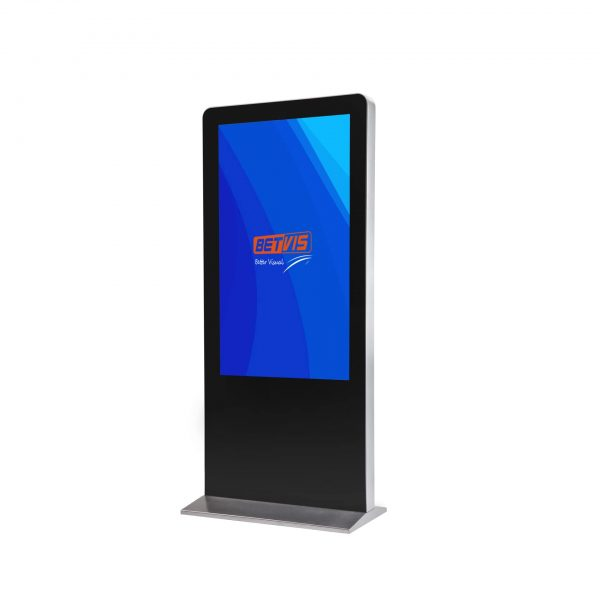 84 inch free stand lcd kiosk-Betvis digital signage products (3)